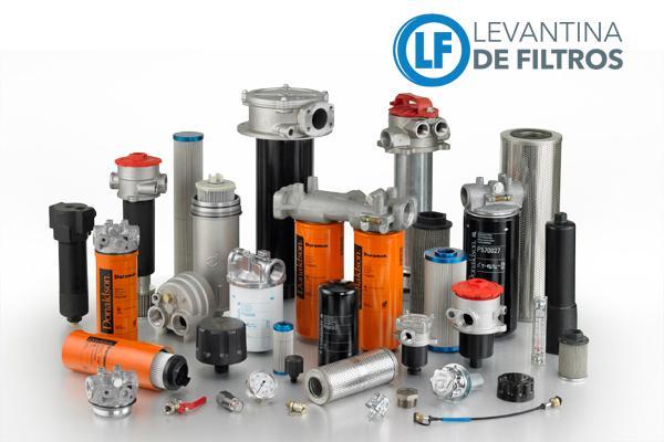 Filtros Hidráulicos Donaldson, la guía completa de filtración hidráulica